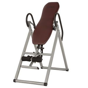 Exerpeutic Stretch 300 Inversion Table reduce pain