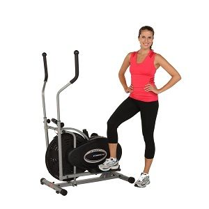 Exerpeutic Aero Air Elliptical
