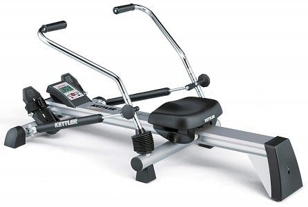 Kettler Home Exercise Fitness Equipment Favorit Rowing Machine